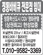 상가임대(010-9582-3369)